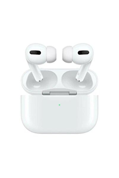 Teknoloji Gelsin Airpods Pro Bluetooth Uyumlu Kulaklık Kablosuz Kulak Içi Extra Bass Ses Yeni Nesil Tws Kablosuz Şarj