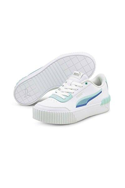 Puma 381915 Tırtıklı Taban On Delikli Bağcıklı Spor Ayakkabı