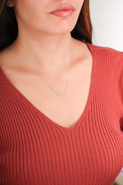 Altınbaş Kadın Altın Kalp Kolye KLMK7144-24754
