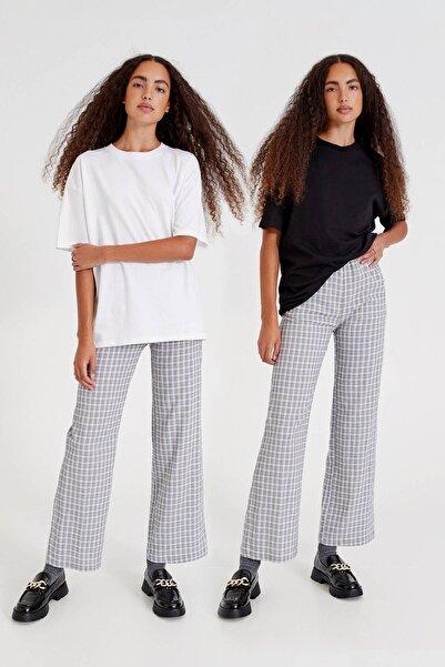 Pull & Bear Basic Oversize T-Shirt Paketi
