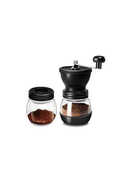 Coffee Factory Coffe Grinder Seramik Cam Kahve Öğütücü