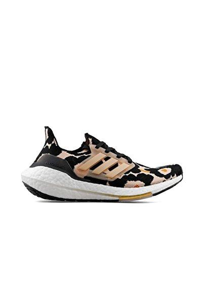 adidas Ultraboost 21 X Marimekko W Kadın Koşu Ayakkabısı H01087 Renkli