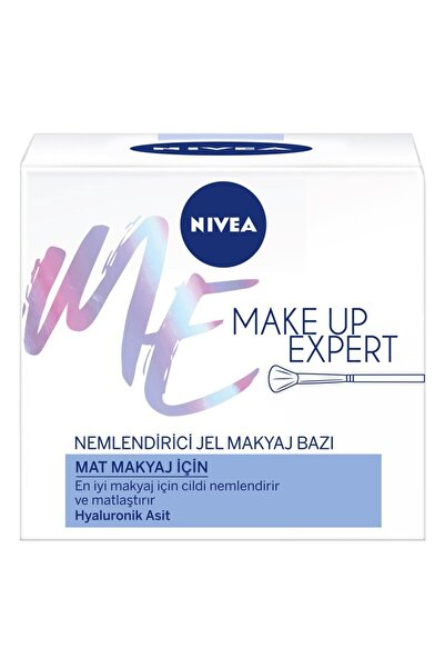 Nivea Make Up Expert Nemlendirici Jel Makyaj Bazı Mat 50 ml