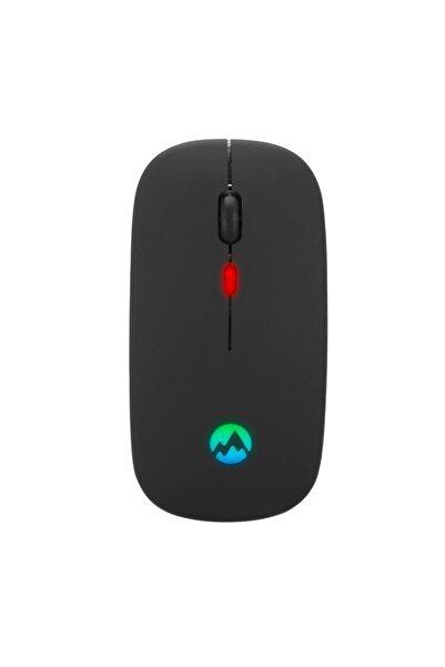 Everest Sm-bt11 Usb Rgb 2in1 Bluetooth Ve 2.4ghz Şarj Edilebilir Kablosuz Mouse