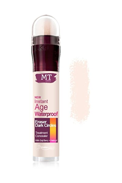 Makeuptime Açık Ton Anti Age Waterproof Kapatıcı 6 ml