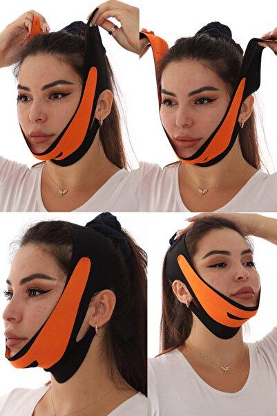 crıtıcman Çene Bandıyüz Sıkılaştırıcı Çene Maskesi Gıdı Çene Yüz Germe Maskesi V Şeklinde Yüz Maskesi