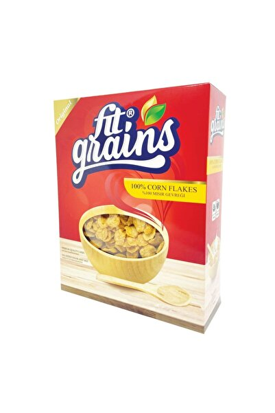 Fit Grains Şekersiz Corn Flakes 300gr