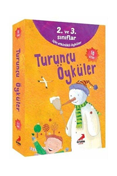 Erdem Çocuk Turuncu Öyküler - 10 Kitap Takım