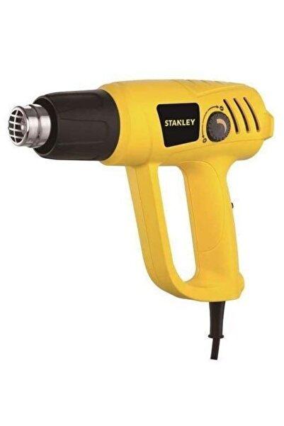 Stanley Stxh2000/tr Değişken Hız Ayarlı Profesyonel Sıcak Hava Tabancası, 2000 W, Sarı/siyah