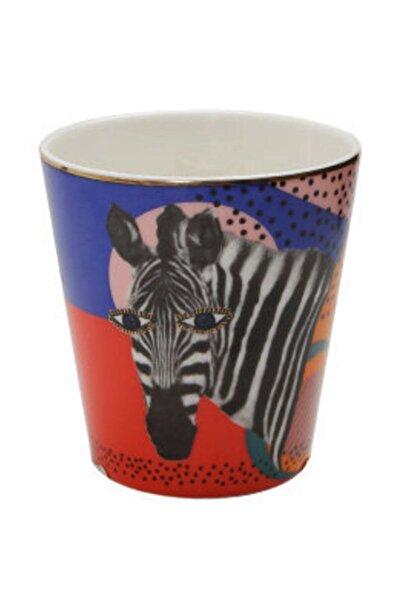Porland Wild Life Zebra Bardak 320 cc
