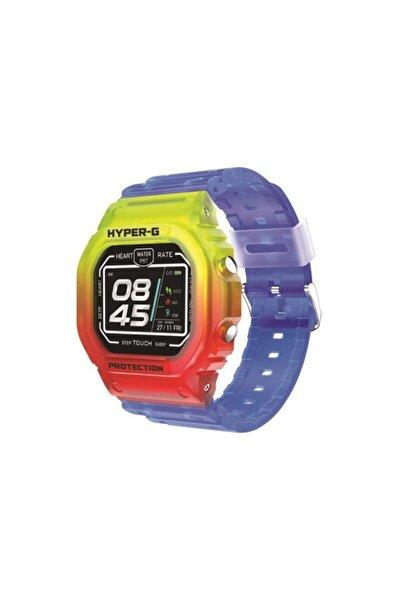 Polosmart Renkli Mavi Akıllı Saat Pssw08 Hyper-g