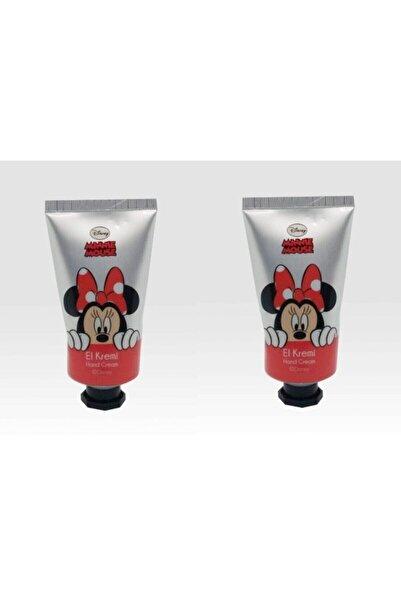 Minnie Mouse 50 Ml El Kremi X2