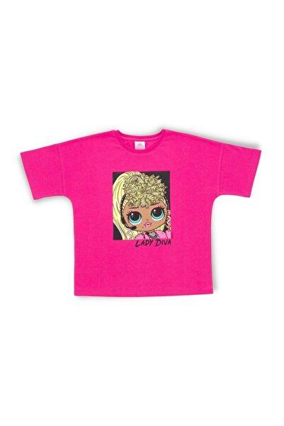 LOL Omg Lisanslı Lady Diva T-shirt