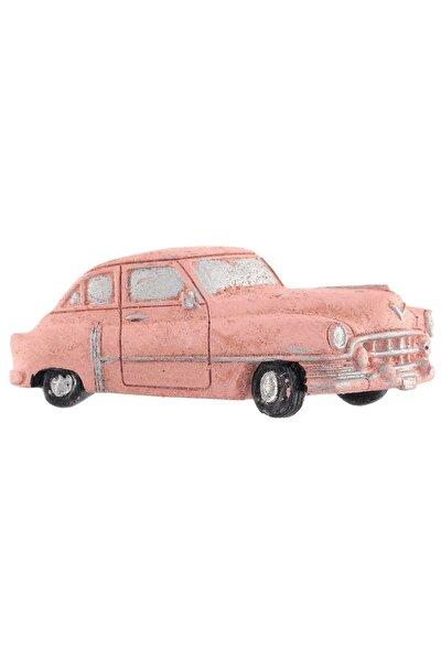 LABALABA Chevrolet Belair 1952 Pembe Renk Magnet & Buzdolabı Süsü