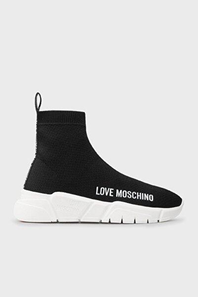 Love Moschino Logolu Ayakkabı Bayan Ayakkabı Ja15343g1dız4000