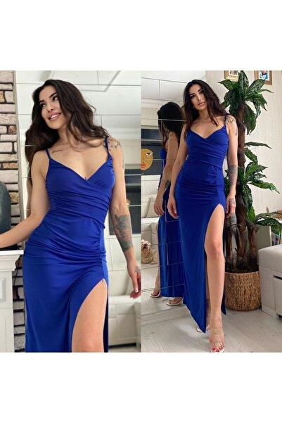 LAST POINT LİFE Uzun Elbise