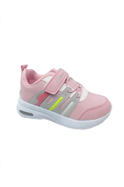 Callion 02-21 Işıklı Deri Cırtlı Patik Çocuk Spor Ayakkabı