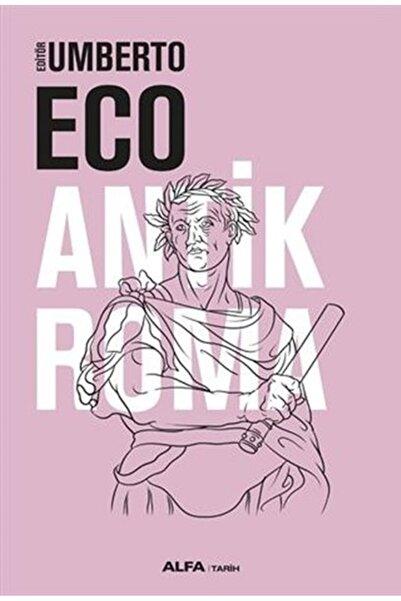 Alfa Yayınları Antik Roma