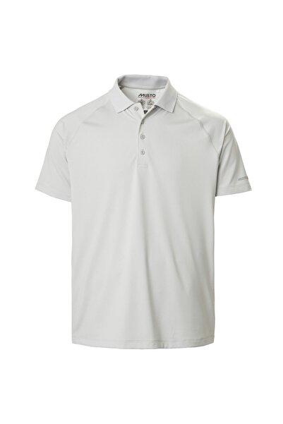 Musto Erkek Beyaz Polo Yaka T-Shirt