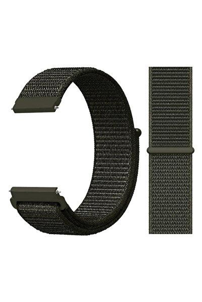 CONOCER Huawei Gt / Gt 2 - Honor Magic Watch 2 46mm - Samsung Gear Watch 46mm Dokuma Kordon Kayış A+ Kalite