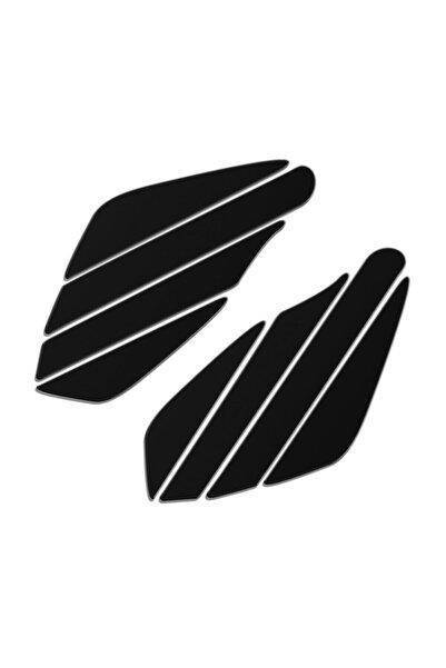 3M Stripe Black Depo Yan Pad Universal Redline Grafk