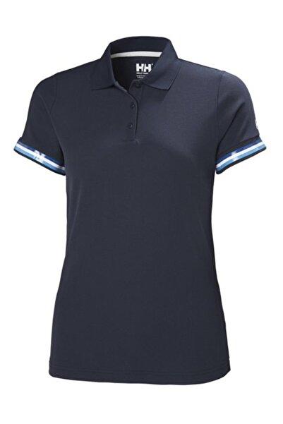 Helly Hansen W Hp Code Zero Kadın Polo T-shirt Lacivert