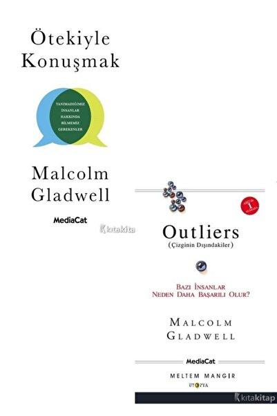Dipnot Yayınları Ötekiyle Konuşmak - Outliers - Malcolm Gladwell 2 Kitap Set