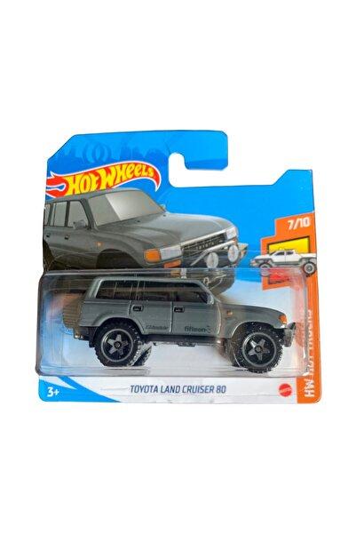 HOT WHEELS Hotwheels - Toyota Land Cruiser - 1:64 Ölçek - Hw Hot Trucks