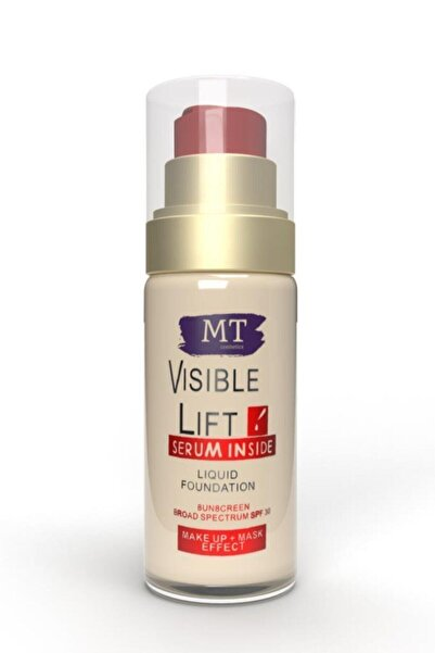 Makeuptime Mt Visible Lift Serum Fondöten Açık Ton Spf 30