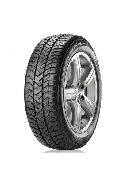 Pirelli 205/55 R 16 91t Snowcontrol S3 W190 Pırellı (2020)