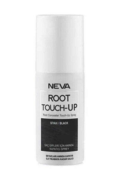 Neva Root Touch-up Saç Dipleri Içn Kapatıcı Sprey Siyah