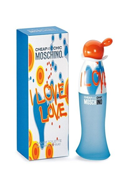 Moschino Cheap Chic I Love Love Edt. 100ml.vp. For Woman 8011003991457