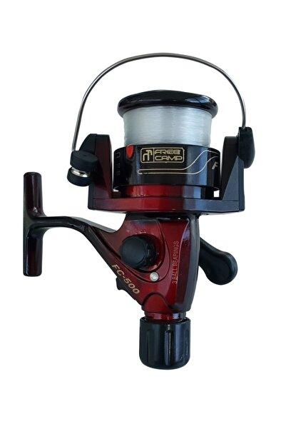 Freecamp Fc-500 Misinalı Olta Makinesi Kırmızı