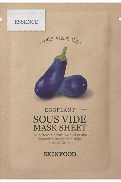Skinfood Eggplant Sous Vide Mask Sheet