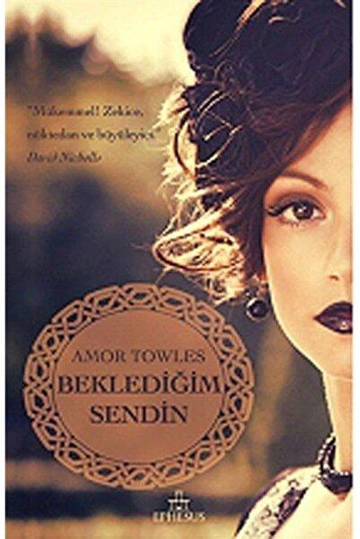 Ephesus Yayınları Beklediğim Sendin