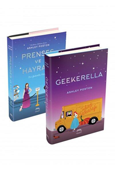 Yabancı Yayınevi Geekerella 2 Kitap Takım