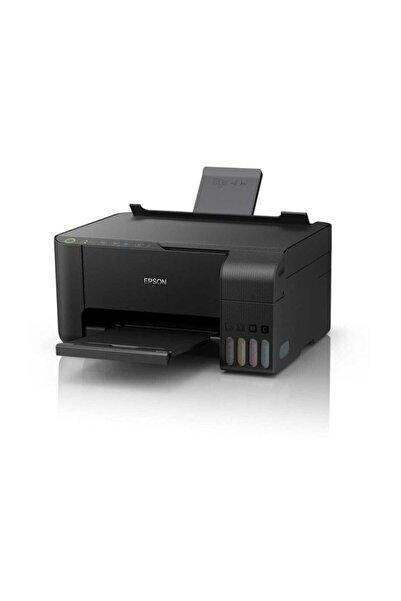 EPSON Ecotank L3151 Tarayıcı+fotokopi+wıfı Direct Mürekkep Püskürtmeli Tanklı Yazıcı
