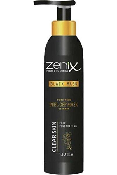 Zenix Peel Off Black Face 130 Ml Soyulabilir Siyah Maske