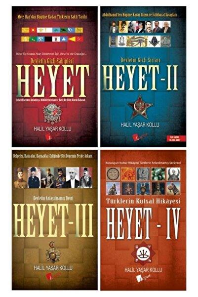 Lopus Yayınları Heyet 1 2 3 4 Halil Yaşar Kollu 4 Kitap
