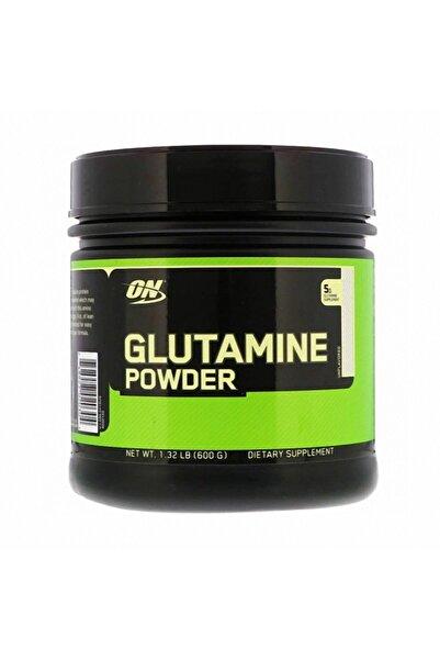 Optimum Nutrition Optımum Glutamıne Powder 630 Gr Aromasız 120 Servis