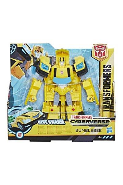 transformers Cyberverse Büyük Figür Bumblebee E1886-e1907