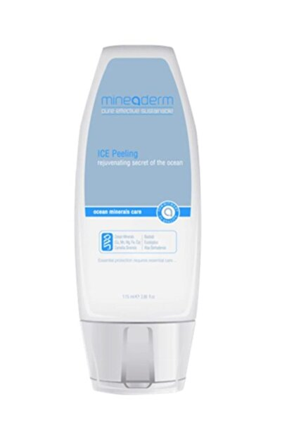 mineaderm Canlandırıcı Peeling - Ice Peeling Rejuvenating Secret Of The Ocean 115 Ml 8680525350129