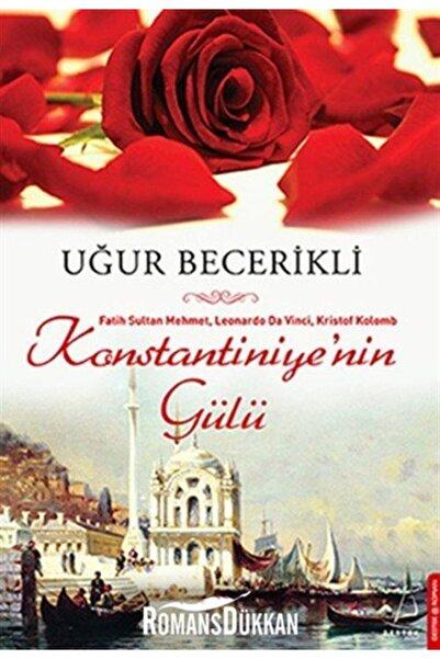 Destek Yayınları Konstantiniye'nin Gülü & Fatih Sultan Mehmet, Leonardo Da Vinci, Kristof Kolomb
