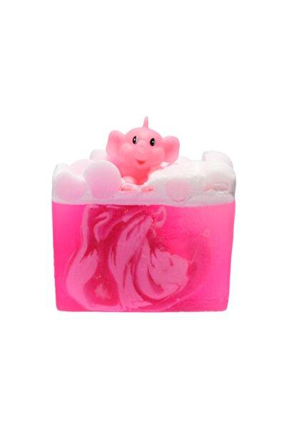 Bomb Cosmetics Pink Elephants & Lemonade Sabun Dilimi 100g