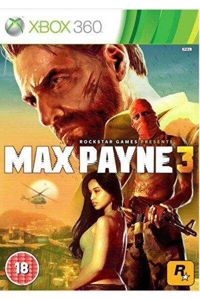 Rockstar Xbox 360 Max Payne 3