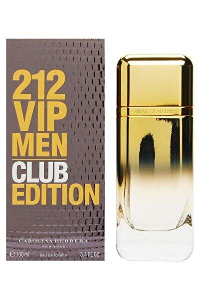 Carolina Herrera 212 Vip Men Club Edition Edt 100 Ml Erkek Parfüm