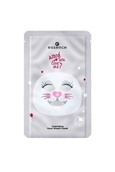 Essence Wood You Love Me Hydrating Face Sheet Mask