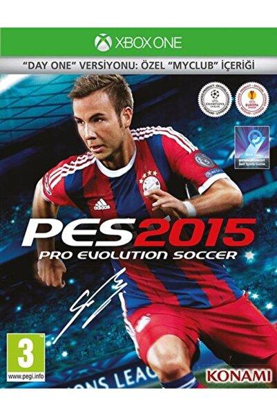 KONAMI Xbox One Pes 2015 Day One Versıyon