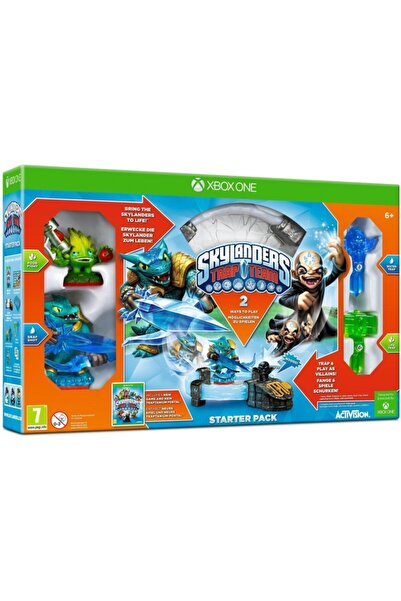 ACTIVISION Xbox One Skylanders Trap Team Starter Pack