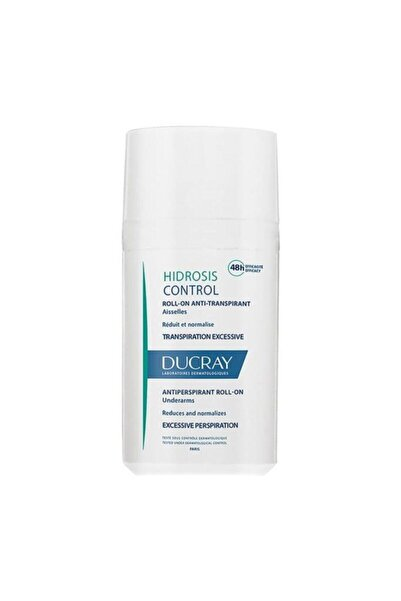 Ducray Hidrosis Control Anti-perspirant 40 Ml Roll-on 3282770108453